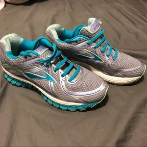Brooks Women's GTS Tennis Shoe